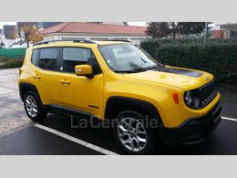 Photo jeep renegade 2017