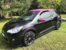 CITROEN DS3 1.6 e-hdi 90 dark rose