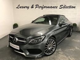 MERCEDES CLASSE C 4 COUPE iv coupe 220 d fascination 9g-tronic