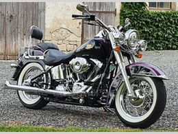 HARLEY DAVIDSON SOFTAIL DELUXE 1584 1584 bicolore
