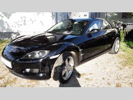 MAZDA RX-8 231 performance