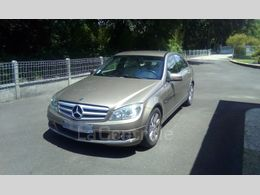 MERCEDES CLASSE C 3 iii 200 cdi fap blueefficiency avantgarde