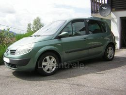 RENAULT SCENIC 2 ii 1.9 dci 120 luxe dynamique
