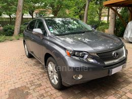 LEXUS RX 3 iii 450h pack president techno dynamic