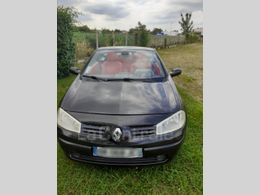 RENAULT MEGANE 2 COUPE CABRIOLET ii coupe-cabriolet 1.9 dci luxe privilege