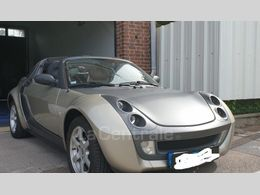 SMART ROADSTER cabriolet 60 kw xclusive softouch