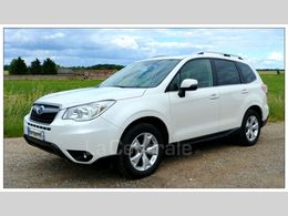SUBARU FORESTER 4 iv 2.0 150 luxury pack 4wd lineartronic