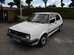 Photo volkswagen golf 1990