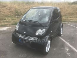 SMART FORTWO CABRIO cabriolet & pure 45 kw softouch