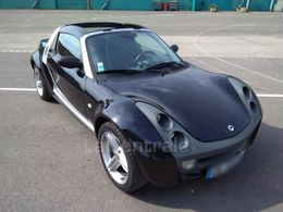 SMART ROADSTER COUPE coupe 60 kw xclusive softouch