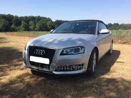 AUDI A3 (2E GENERATION) CABRIOLET ii (3) cabriolet 2.0 tfsi 200 ambition luxe stronic