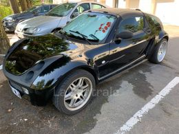 SMART ROADSTER COUPE coupe 75 kw brabus xclusive softouch