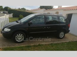 CHRYSLER VOYAGER  3 iii 2.5 crd se luxe anniversary edition