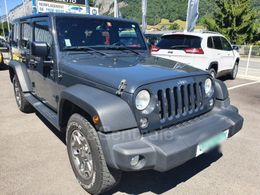 JEEP WRANGLER 2 ii unlimited 3.6 v6 284 rubicon x auto
