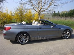 BMW SERIE 6 F12 CABRIOLET (f12) cabriolet 640d 313 luxe bva8