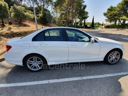 MERCEDES CLASSE C 3 iii (2) 220 cdi blueefficiency sportline