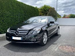 MERCEDES CLASSE E 4 COUPE iv coupe 220 cdi blueefficiency executive 7g-tronic plus