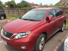 LEXUS RX 3 iii 450h 250 pack president techno dynamic