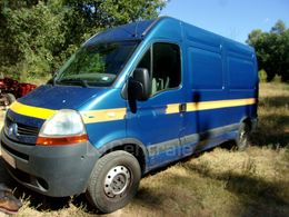 RENAULT MASTER 2 ii fourgon grand confort l2h2/3t5/2.5 dci 120 bvr6