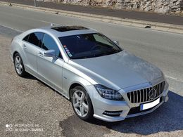 MERCEDES CLASSE CLS 2 ii 500 4matic blueefficiency edition 1 ba7 7g-tronic plus