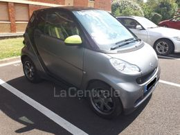SMART FORTWO 2 ii coupe greystyle mhd 52 kw softouch