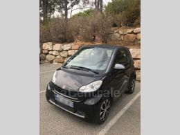 SMART FORTWO 2 ii 45 kw coupe & pure softip