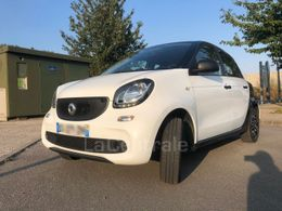 SMART FORFOUR 2 ii 1.0 pure
