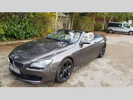 BMW SERIE 6 F12 CABRIOLET 25 900 €