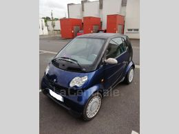 SMART FORTWO 37 kw coupe & pure softouch