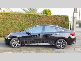 HONDA CIVIC 10 x 1.6 i-dtec 120 exclusive at 4p