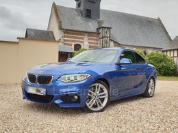 BMW SERIE 2 F22 COUPE (f22) coupe 230i 252 m sport bva8