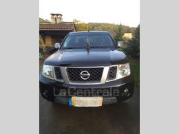 NISSAN NAVARA king-cab 2.5 dci 190 4x4 connect edition