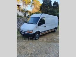 RENAULT MASTER 2 ii fourgon tole 2.8 dti 115 l3h2 3.5t