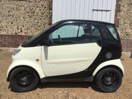 SMART FORTWO 45 kw coupe & pure softip