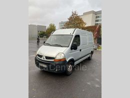 RENAULT MASTER 2 ii fourgon confort l2h2/3t5/2.5 dci 120 bvr6