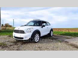 MINI PACEMAN 1.6 cooper d pack red hot chili ii