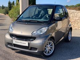 SMART FORTWO 2 ii 45 kw coupe & pure softouch
