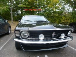 FORD MUSTANG COUPE 4.9 v8 302 ci