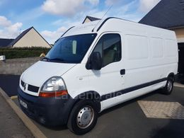 RENAULT MASTER 2 ii fourgon grand confort l3h2/3t5/2.5 dci 100
