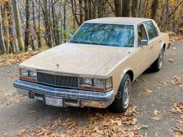 CADILLAC SEVILLE berline