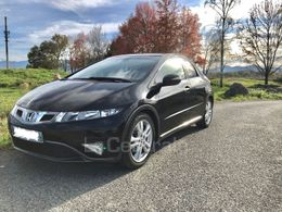HONDA CIVIC 8 viii (2) 2.2 i-ctdi 140 virtuose 5p