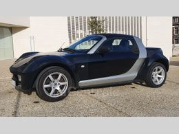 SMART ROADSTER cabriolet 60 kw bluewave softouch