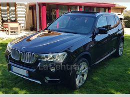 BMW X3 F25 34480€