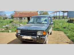 Photo d(une) LAND ROVER  II TDI KILLY SPORTSWEAR 5P d'occasion sur Lacentrale.fr