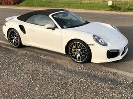 PORSCHE 911 TYPE 991 CABRIOLET TURBO 149 850 €