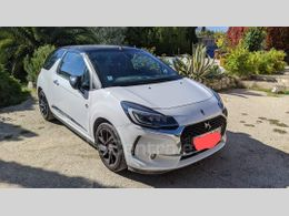 DS DS 3 CABRIOLET 12600€
