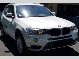 BMW X3 F25 25580€