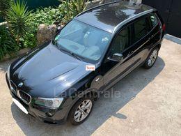 BMW X3 F25 22250€