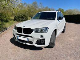BMW X3 F25 35990€