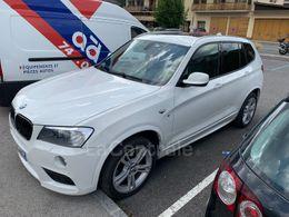 BMW X3 F25 17800€